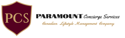 Paramount Concierge Services | A Canadian Lifestyle Management Company